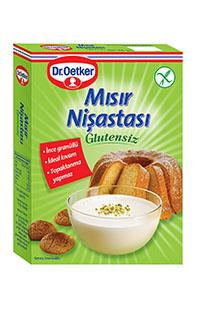 DR OETKER GLUTENSIZ MISIR NISASTASI 150 GR