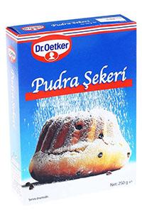 DR OETKER PUDRA SEKERI 250 GR