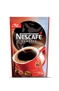 NESCAFE CLASSIC 100 GR.EKOPAKET