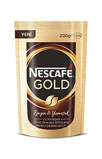 NESCAFE GOLD 200 GR.EKOPAKET