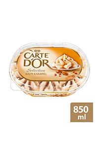 CARTE DOR SELECTION KREM KARAMEL 850 ML