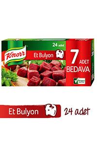 KNORR BULYON 24 LU 12 LT ET 240 GR