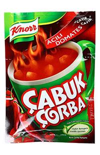 KNOR CABUK CORBA-ACILI DOMATES 22 GR