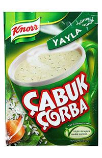 KNOR CABUK CORBA YAYLA 18 GR