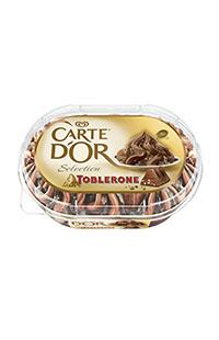 CARTE DOR SELECTION TOBLERONE 800 ML