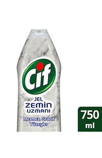 CIF JEL ZEMIN UZMANI MERMER OZEL 750 ML
