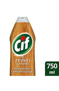 CIF JEL ZEMIN UZMANI AHSAP OZEL 750 ML