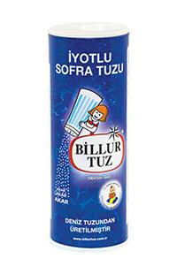 BILLUR TUZLUK IYOTLU 125GR