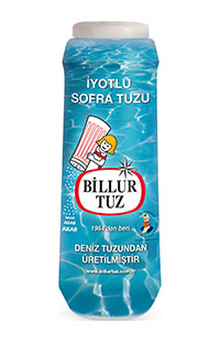 BILLUR TUZ IYOTLU TUZ KARTON 500GR