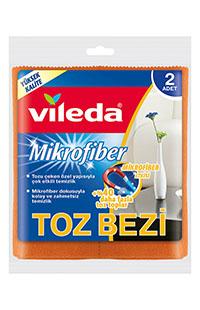 VILEDA MIKROFIBER TOZ BEZI 2 LI 127224