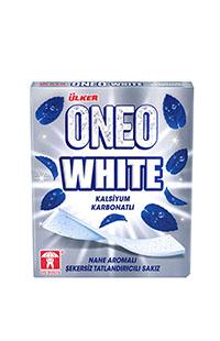 ULKER ONEO WHITE NANE  SAKIZ 31 GR