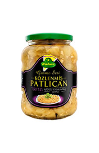 KUHNE KOZLENMIS PATLICAN 640 GR