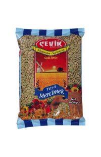 CEVIK YESIL MERCIMEK 1000 GR