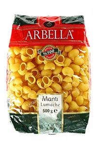 ARBELLA MANTI 500 GR