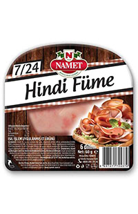NAMET HINDI FUME 7/24 60 GR