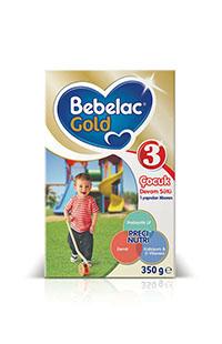 BEBELAC GOLD 3 GUM 350 GR