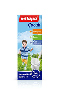 MILUPA COCUK TETRA 200 ML