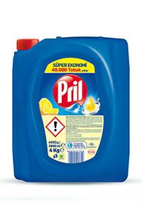 PRIL 3 GUC LIMON 4 KG