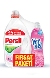 PERSIL JEL GUL 44 YIKAMA+VERNEL MAX GUL 960ML HED
