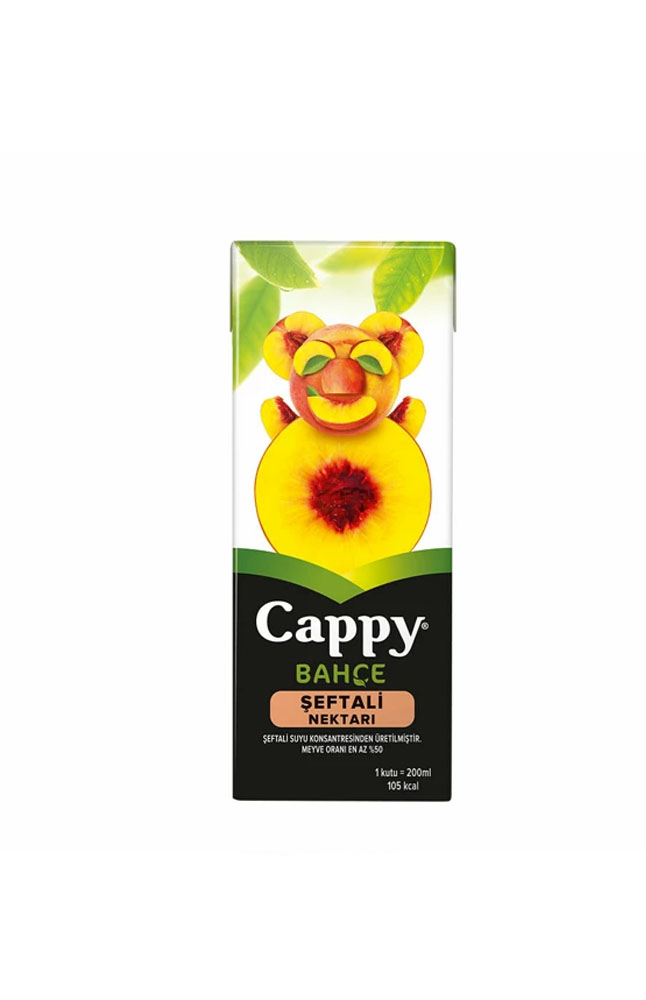 CAPPY MINI SEFTALI 200 ML