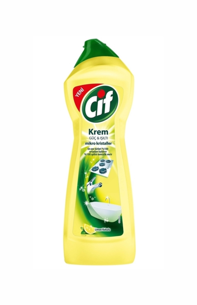 CIF KREM 750 ML LIMON KOKULU