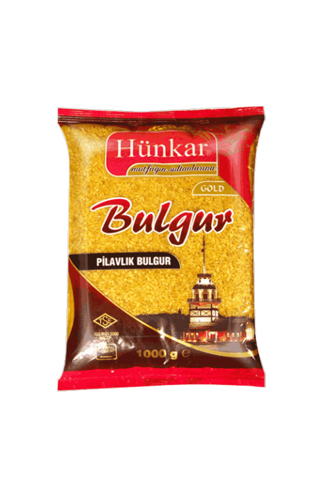 HUNKAR PILAVLIK BULGUR 1 KG