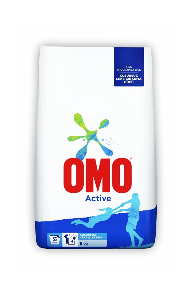 OMOMATIK 8 KG ACTIVITE