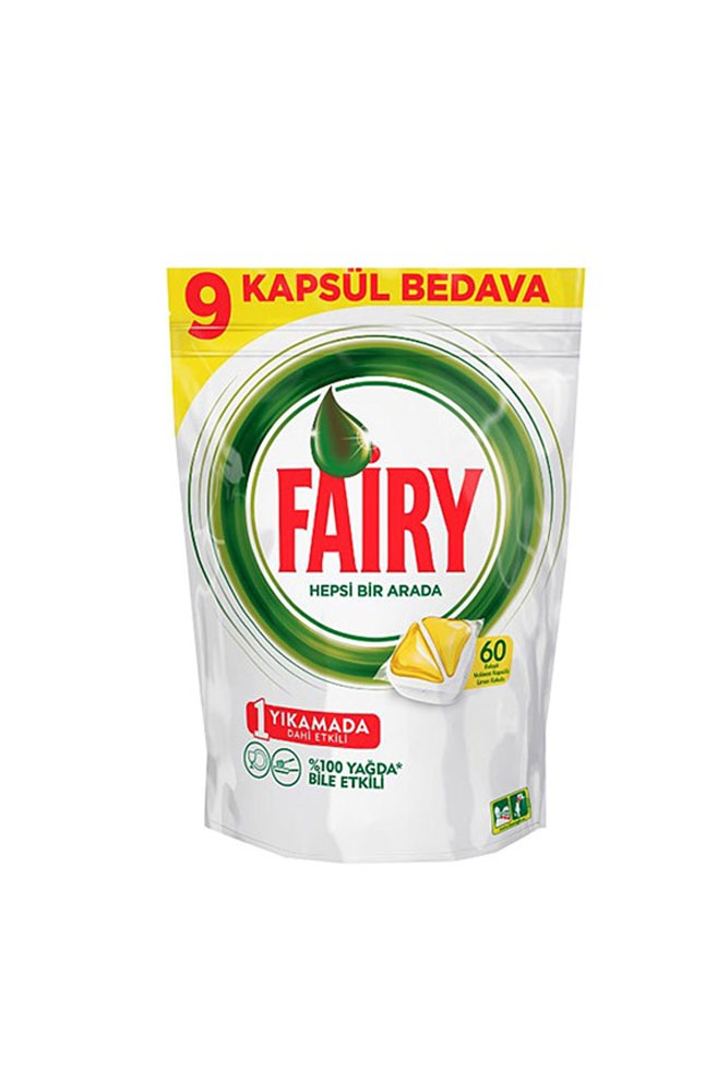 FAIRY H.ARADA B.MAK. KAPSUL SARI 60 LI