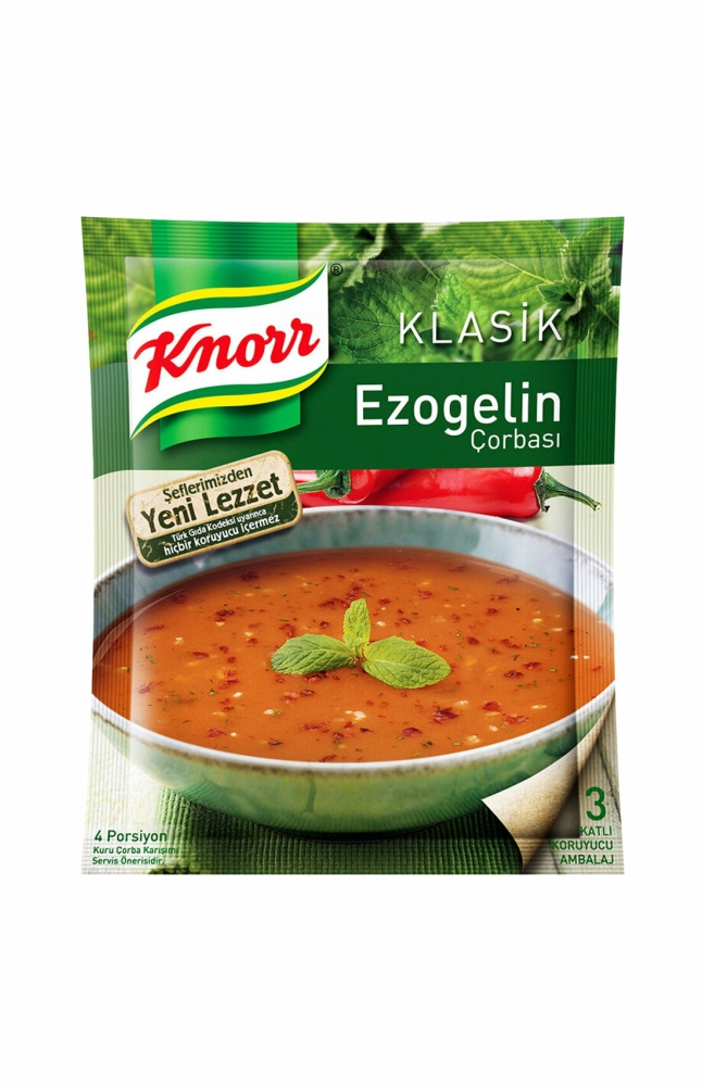 KNORR CORBA EZOGELIN 65 GR
